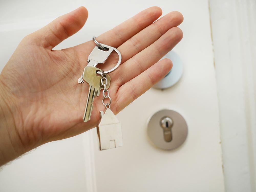 Rädd för att tappa dina nycklar?