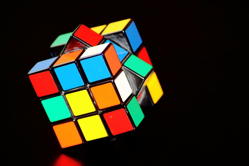 Rubiks kub, en världskänd leksak