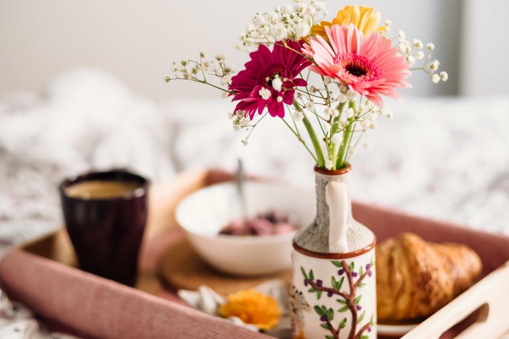 Bed and breakfast istället för hotell i Gävle
